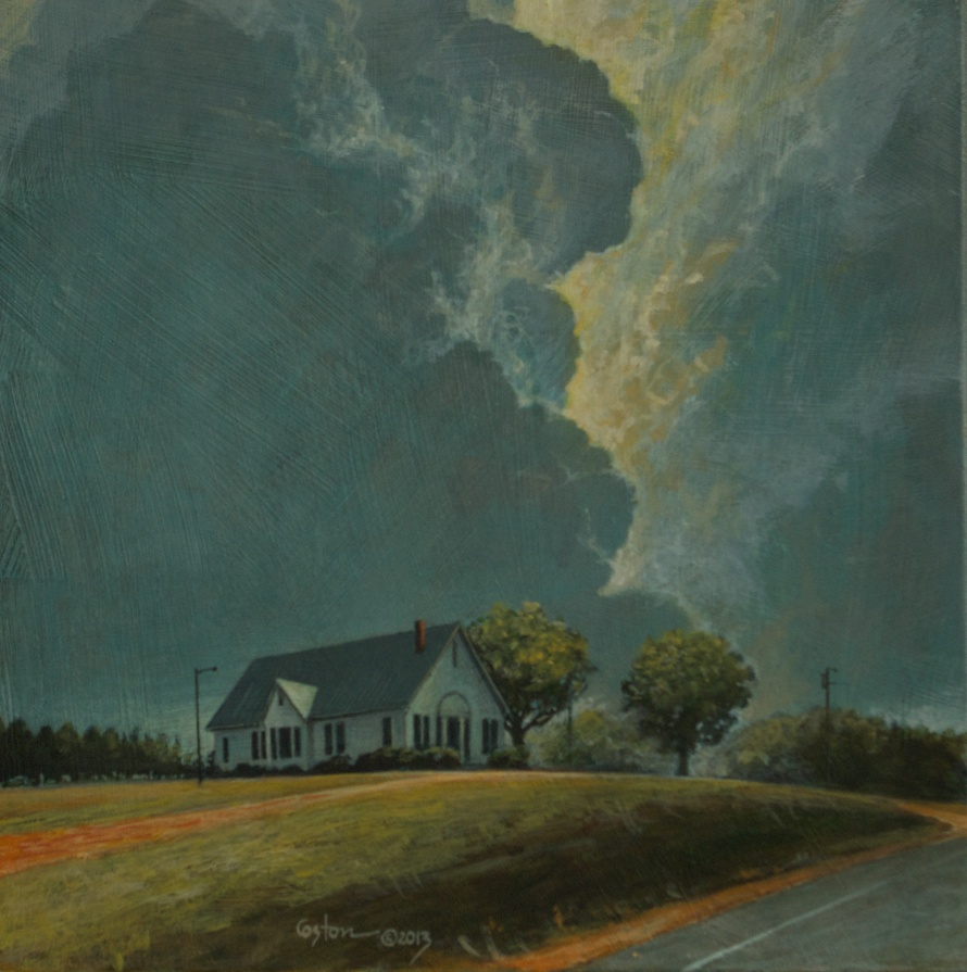Mt Zion and the Storm