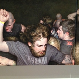 Works by artist Dan Witz from Brooklyn, NY