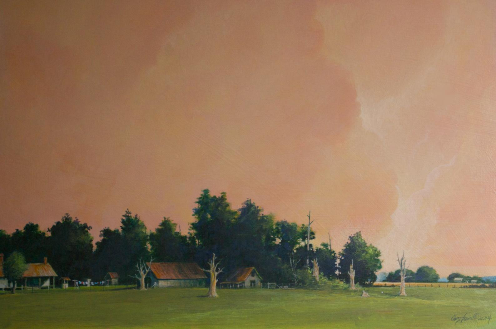 Edge of the Slough, Daniel Coston, 2014