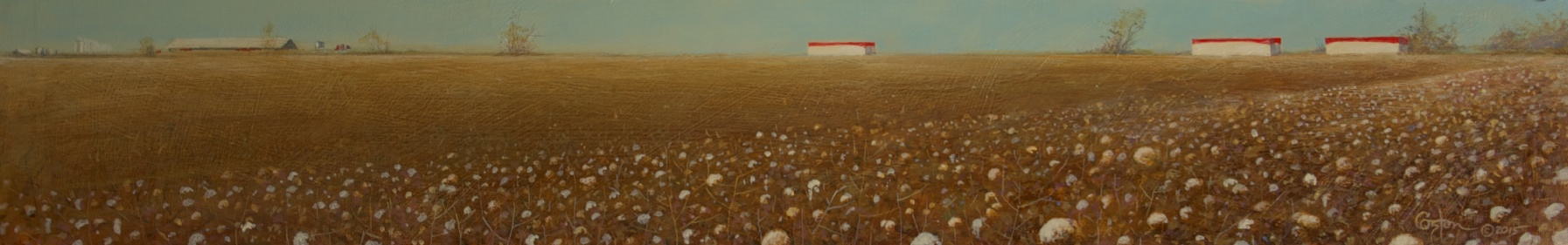 Finish Up Tomorrow, Daniel Coston, 2015