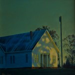 Mt Zion at Dusk, Daniel Coston, 2014