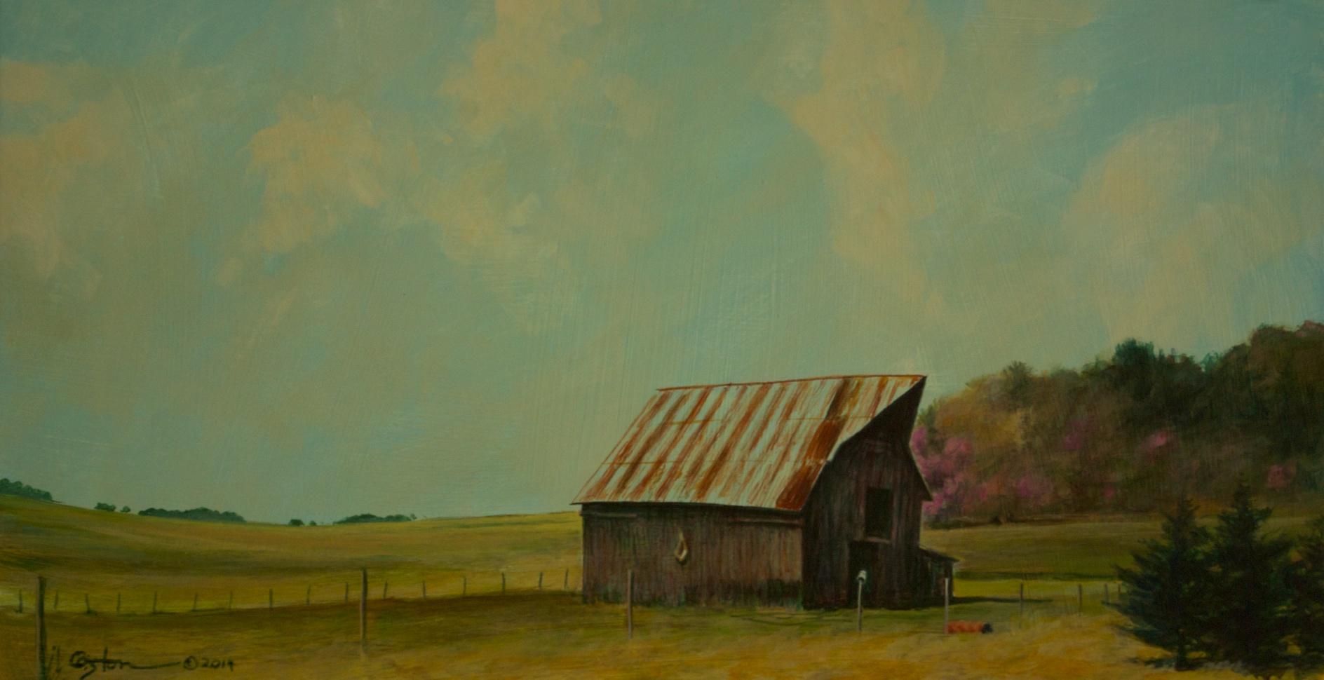 Redbud Spring, Daniel Coston, 2014