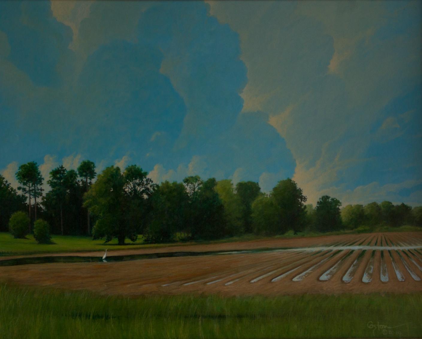 Seasonal Creek, Daniel Coston, 2014