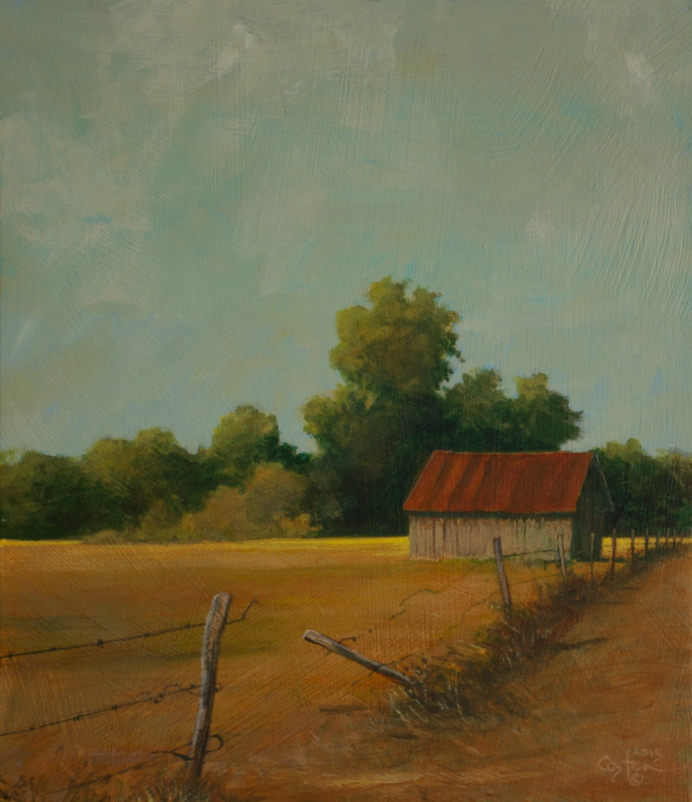 The Gap, Daniel Coston, 2015