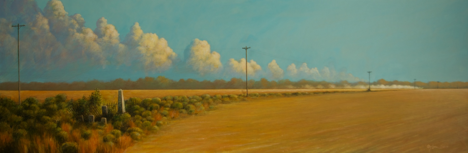 Daniel Coston, Arkansas artist