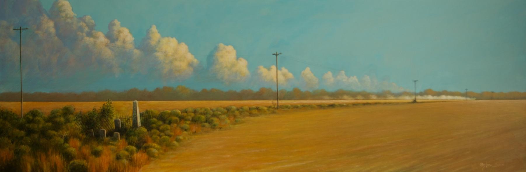 Daniel Coston, Arkansas artist
