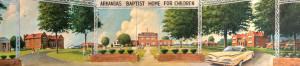 commissions, painting, Monticello, Baptist orphanage